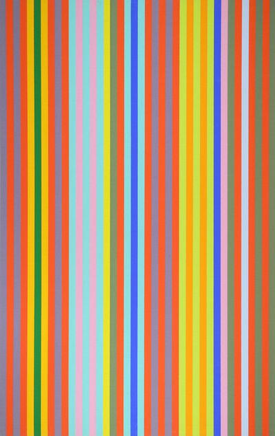 Gene Davis, 'Series 2 - Yo Yo', 1969