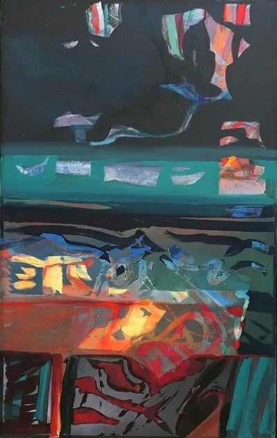 Syd Solomon, 'Estrata (Tall Ships Series - Newport)', 1976