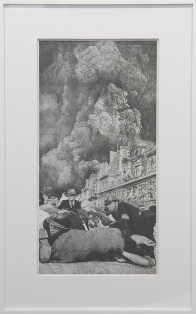 Frank Selby, 'Eruption, Alarm', 2013