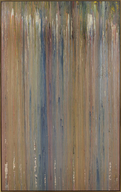 Larry Poons, 'Untitled P22', 1974