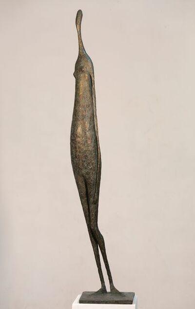 Pierre Yermia, 'Large Standing Figure VI', 2017