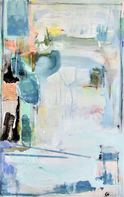 Kiah Bellows, 'Walking on a Tightrope', 2021