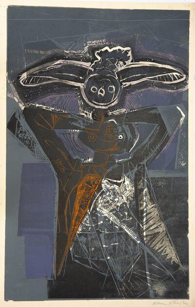 Michael Rothenstein, 'The Owl III',  1956-57