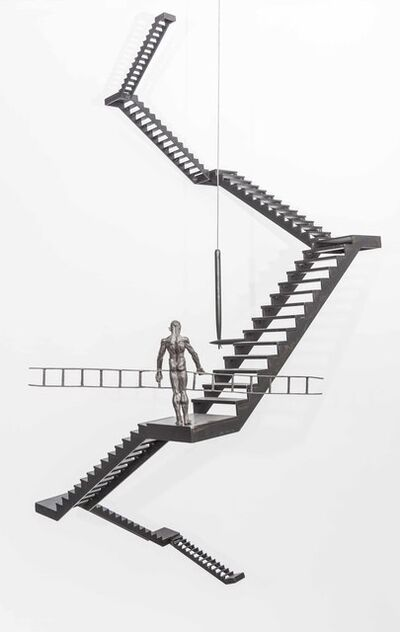 David Robinson, 'Vertical Desire'