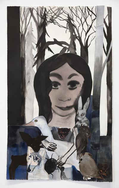 Klara Kristalova, 'Snövit (dag) / Snow White (Day)', 2020