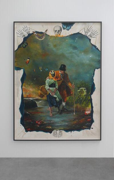 Troels Carlsen, 'Path (Otherworld)', 2017