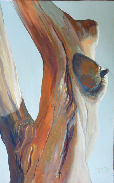Gillian Bradshaw-Smith, 'Breast Plate', 2017