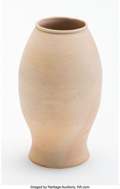 George E. Ohr, 'Vase'