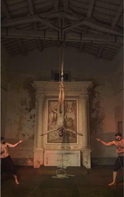 Carlos Motta (b. 1978), 'Inverted World', 2016