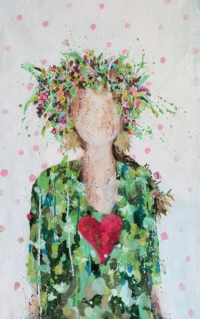 Kim Schuessler, 'Blossom Where You Grow', 2019