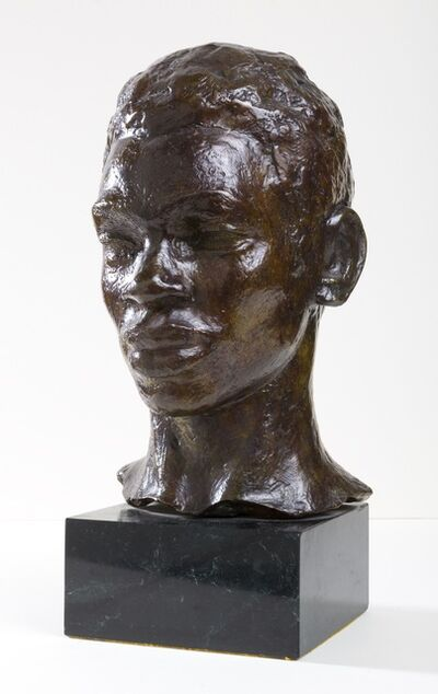 Richmond Barthe, 'Head of a Man, or Head of a Boy'