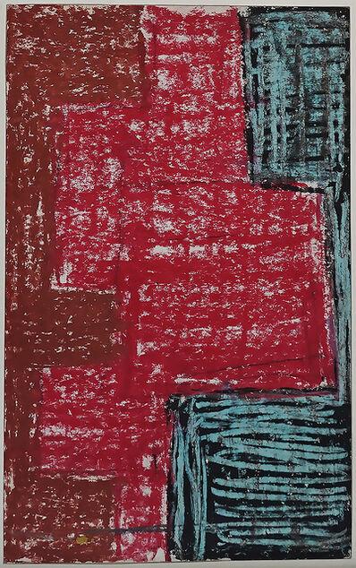 Aurelie Nemours, 'Re. Room 135', 1954-1974