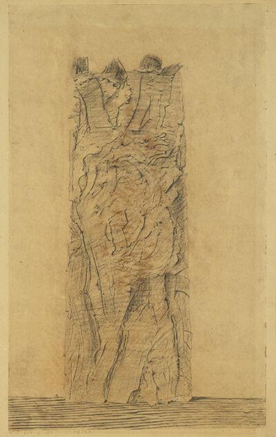 Max Ernst, 'L'arbre', 1925