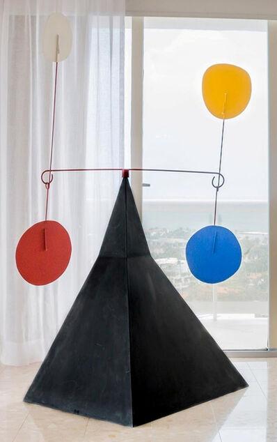 Alexander Calder, 'Carroi', 1966