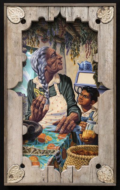 Jim Vogel, 'Abuela's Cocina', 2019