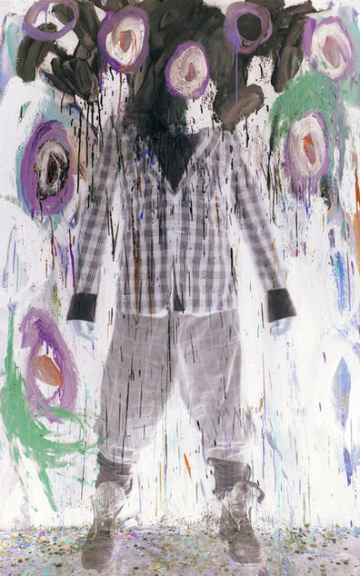 Thibault Hazelzet, 'Soldat #9', 2011