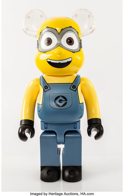 BE@RBRICK, 'Dave 1000%, from Despicable Me 3', 2018