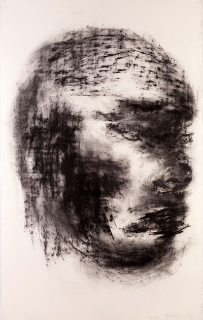 Yan Pei-Ming, 'Tête #6', 2003
