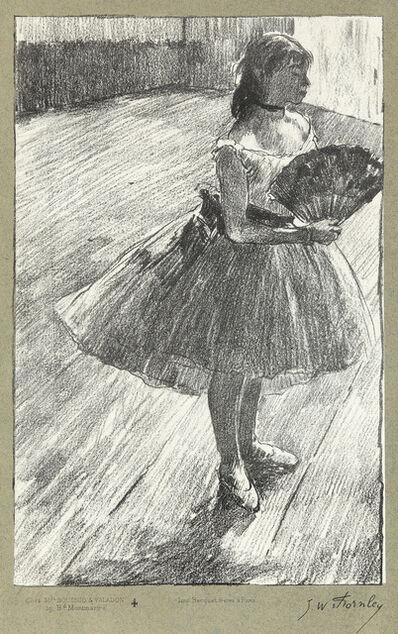 George-William Thornley, 'Petit Danseuse à l'Éventail', 1000
