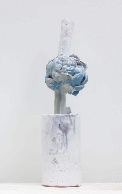 David Hicks, 'Clipping (Blue)', 2020