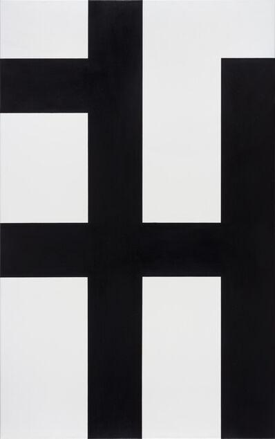Helmut Federle, 'Untitled', 1990