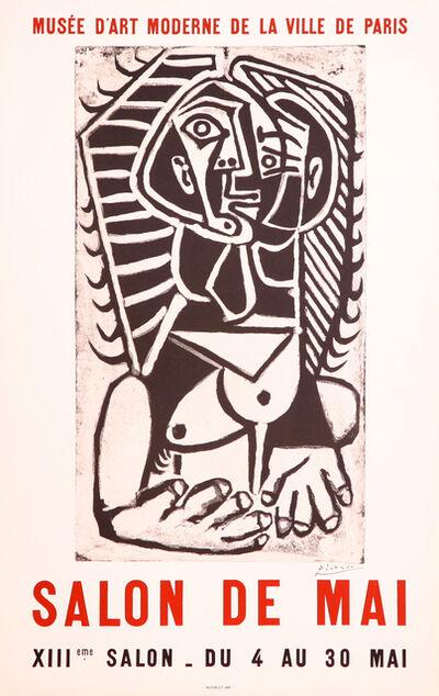Pablo Picasso, 'Salon de Mai', 1957