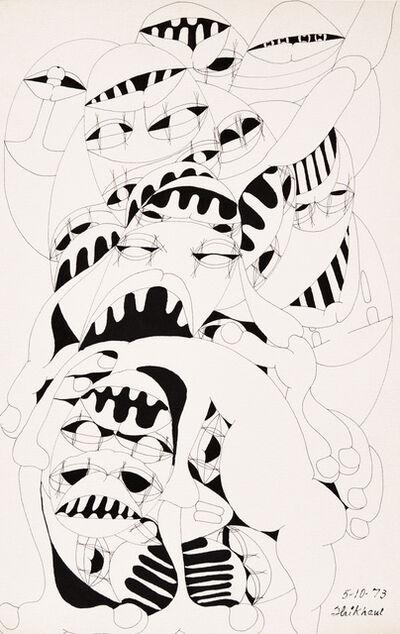 Ernesto Shikhani, ' Untitled (Liberation War)', 1973