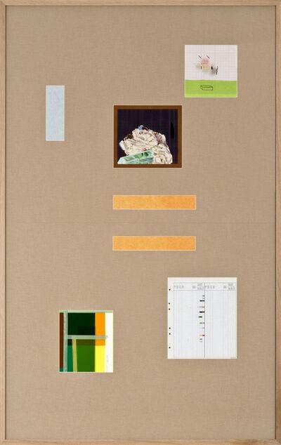 SEZA PAKER, 'Untitled (Le Mot Jaune)', 2015