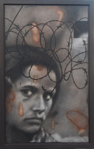 Chandra Bhattacharya, 'Not in the Picture', 2009