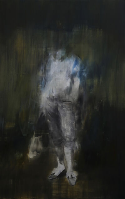 Jake Wood-Evans, 'The Blue Boy, after Gainsborough III', 2019