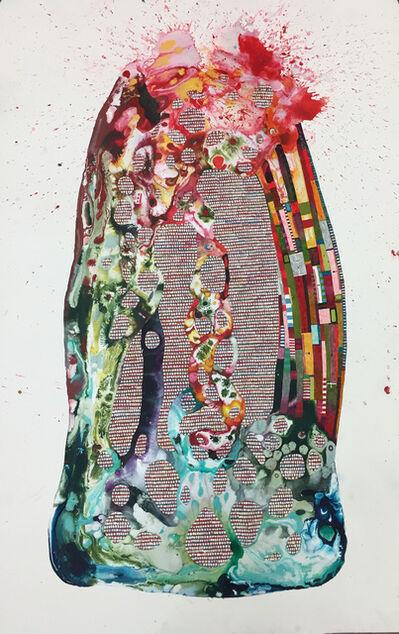 Whitney Wood Bailey, 'John and Sara', 2016
