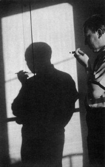 Florence Henri, 'Portrait Composition (Pierre Minet)', 1938