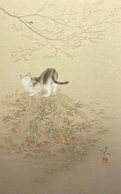 Yoji Kumagai, 'Sankan shion (Alternation of three cold and four warm days)', 2021