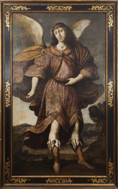 Unknown Artist, 'Archangel Raziel', ca. 1650
