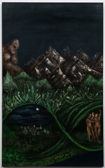 ZERO CENTS, 'City of the Monkey God', 2017