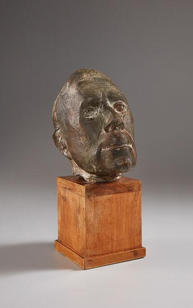 Marino Marini, 'Portrait of Lamberto Vitali', Conceived in 1937-1945 and cast in 1949