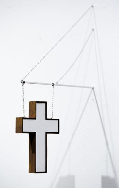 Drew Leshko, 'White Cross', 2020