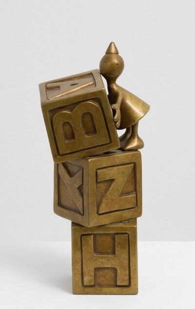 Tom Otterness, 'Building Blocks ', 2007