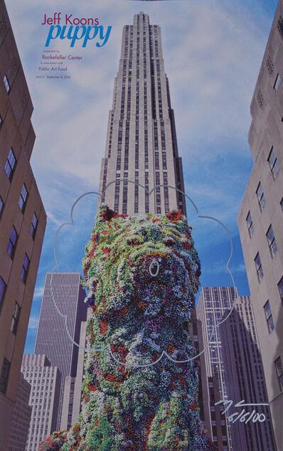 Jeff Koons, 'Untitled (Puppy at Rockefeller Center)', 2000