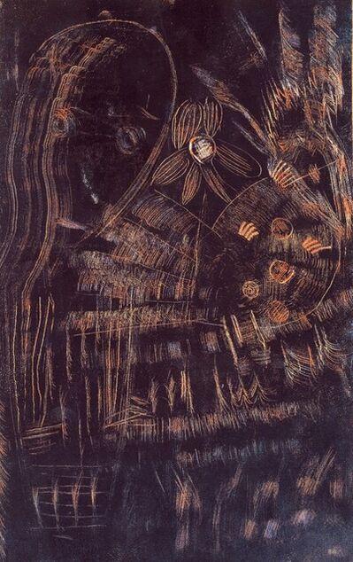 Fritz Winter, 'Ohne Titel (Mädchen im Garten) (Untitled (Girl in the Garden))', 1928