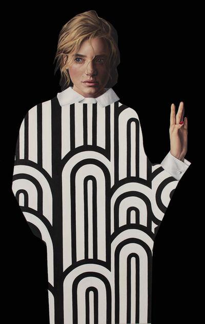 Jennifer Nehrbass, 'Priscilla', 2020