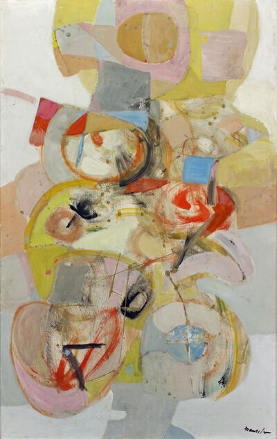 Beatrice Mandelman, 'Reflections', ca. 1990