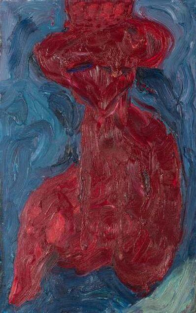 Artem Diatyan, 'Grace Kelly wearing a hat'