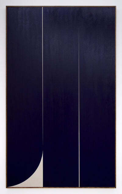 Johnny Abrahams, 'Untitled (blue 1)', 2019