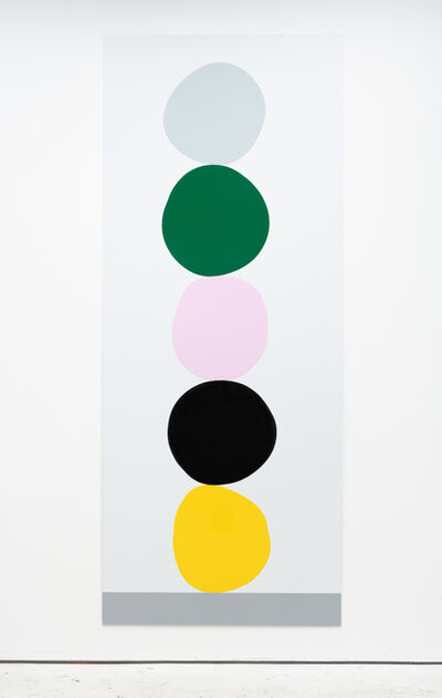 David Batchelor, 'Multi-Colour Chart 37', 2018
