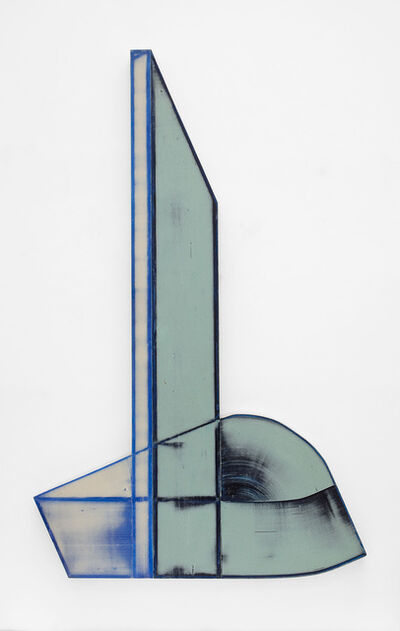Harvey Quaytman, 'Plumbline', 1977