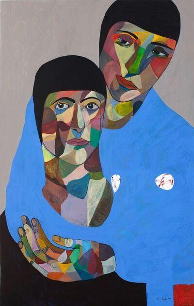 Ghadah Alkandari, 'Ice-cream and Ladybug', 2017