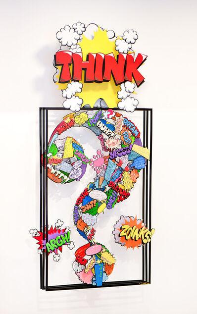 David Kracov, 'Thinking Comics ', 2019