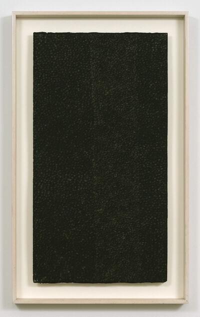 Sara Sosnowy, 'Black Suite XI #5', 1994