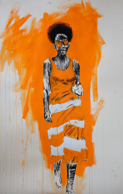 Nelson Makamo, 'Take Notice', 2017